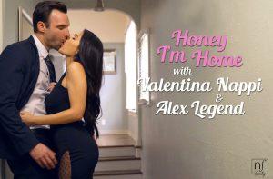 Honey Im Home | Valentina Nappi, Alex Legend | 2018