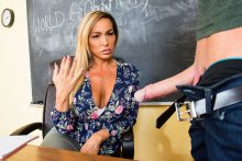 Aubrey Black & Justin Hunt in My First Sex Teacher (2017)