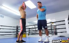 Boxing Training Led To Hot Sex – Amethyst Banks, Johnny Castle (2017)