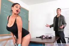 Priya Anjali Rai & Chris Johnson in My First Sex Teacher (2012)