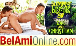 Summer Break Episode 5 – Zac DeHaan barebacks Christian Lundgren (2017)