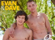 Evan rides Dave – Bareback (2017)