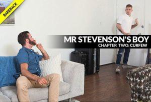 Mr Stevenson's Boy, Chapter 2: Curfew | Brendan Roberts & Logan Roberts | Bareback | 2018